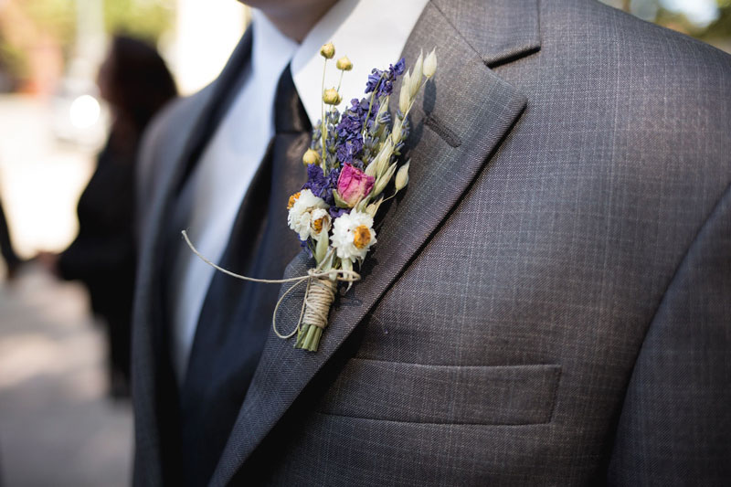 Vestiti su misura per il matrimonio
